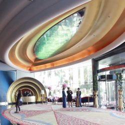 Hotel Burj Al-Arab Hall